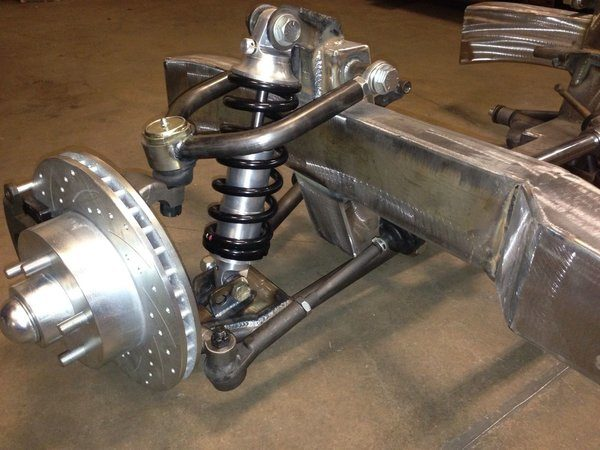 1955-1957 Chevy Belair Independent Front Suspension IFS