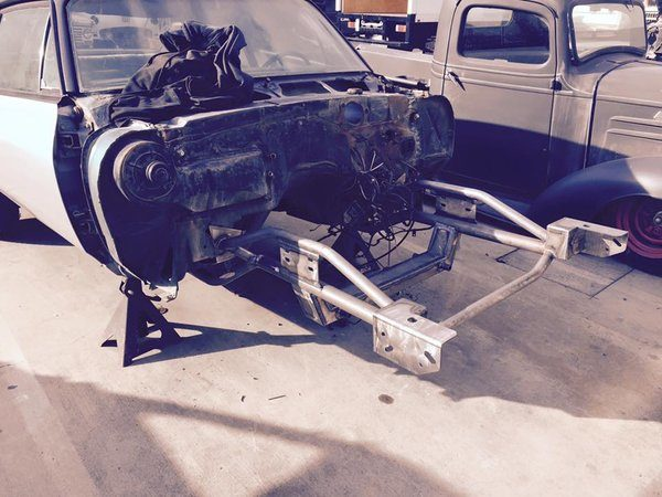 1967-1969 Chevy Camaro Independent Front Suspension Subframe