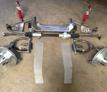 1940 to 1946 Chevy Pickup Truck Independent Front Suspension IFS Kit