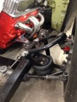 1940 to 1946 Chevy Pickup Truck Independent Front Suspension IFS Kit Air Ride