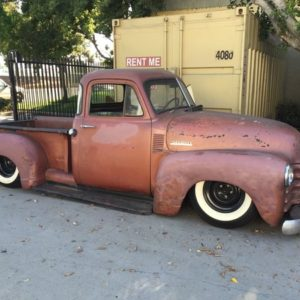 1947 to 1954 Ford Pickup Truck